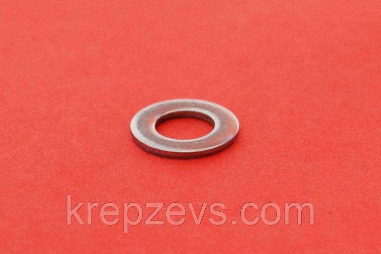 Шайба Ф3 плоская ГОСТ 11371-78 из стали А2