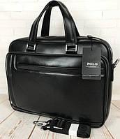 d8eb941f6bbf Мужская сумка-портфель Polo для документов формат А4. Стильные мужчкие сумки.  Лучший выбор