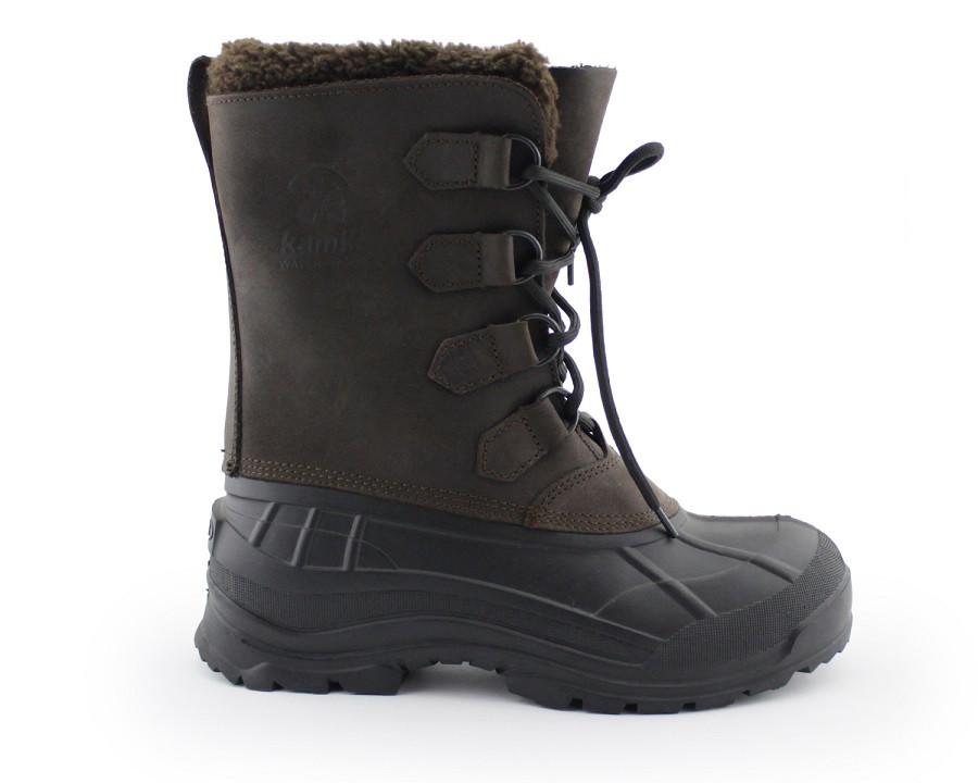 Зимові черевики Kamik Alborg -50 °C WK0011