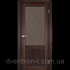 Двери Корфад Classico CL-01  орех, дуб грей, беленый дуб
