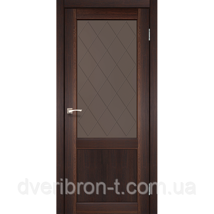 Двери Корфад Classico CL-01  орех, дуб грей, беленый дуб, фото 2