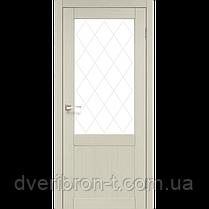 Двери Корфад Classico CL-01  орех, дуб грей, беленый дуб, фото 3