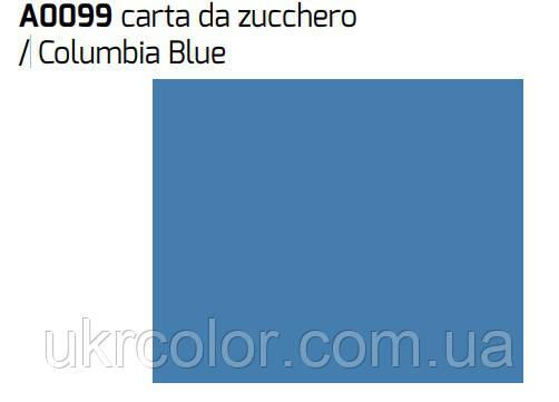 Термопленки Siser P.S. Film columbia blue ( Сисер п.с. цвет колумбийский синий )