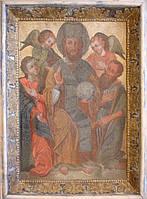 Реставрация деревянных икон