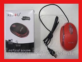 Проводная оптическая мышь USB  JW 0099