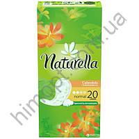 Ежедневные прокладки Naturella Calendula Tenderness Normal , 20 шт. (Натурелла)