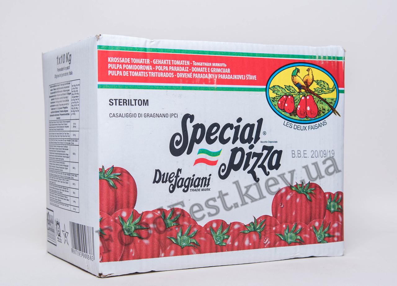 Соус для Пиццы (Пульпа помидорная) 10кг