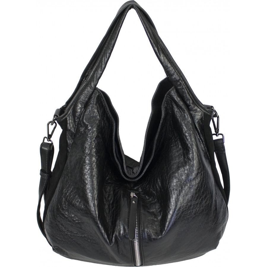 e29f5f52eddf Женская замшевая объемная сумка-хобо