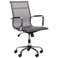 Кресло офисное Slim NET LB, низкая спинка