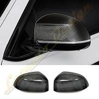 Карбоновые накладки зеркал для BMW X5 X6 F15 F16