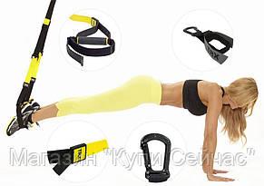 Подвесная система ремней для фитнес тренировки, фото 2