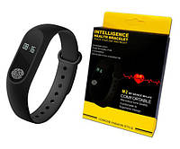Фитнес браслет intelligence health bracelet m2