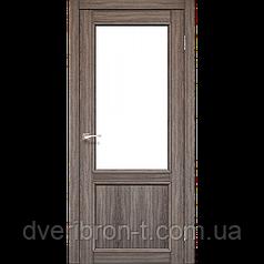 Двери Корфад Classico CL-02  орех, дуб грей, беленый дуб