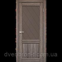 Двери Корфад Classico CL-02  орех, дуб грей, беленый дуб, фото 2