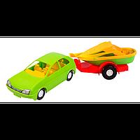 Авто-купе с прицепом арт. 39002
