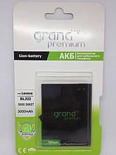 АКБ Grand Lenovo BL222 / S660/ S668T