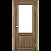 Двери Корфад Classico CL-03  Дуб браш, дуб марсала, эш-вайт.