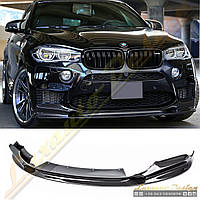 Накладка переднего бампера стиль 3D-design для BMW X5M X6M