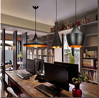 Тройной светильник в стиле лофт 7756-3 (,черный,серый)