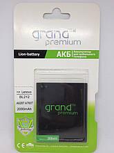 АКБ Grand Lenovo BL212 / A628T / A760T