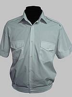 Рубашка форменная белая (парадная) для лесников