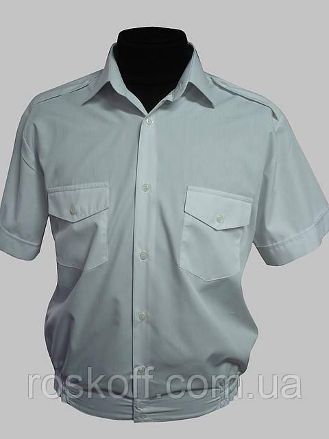"""Рубашка форменная белая (парадная) для лесников - Оптовая и розничная продажа мужской  и женской одежды от """" Roskoff design """".Пошив одежды на заказ в Львове"""