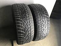 Шины бу зима 225/55R17 Dunlop SP Winter Sport 3D (RFT) 2шт