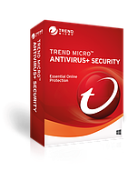 Trend Micro AntiVirus+ Security 2018 (3 ПК) лицензия 1 год