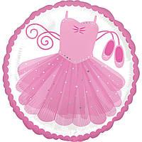 Фольгированный шар с рисунком Anagram Платье балерины