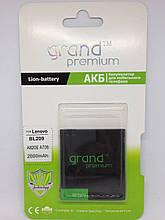 АКБ Grand Lenovo BL209 / A820E / A706