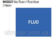 Термопленка Siser Brick Fluorescent Blue BK0027 ( цвет: флуоресцентный синий, толщина 1000 микрон )