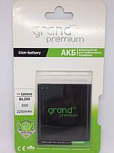 АКБ Grand Lenovo BL208 / S920