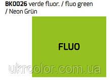 Термопленка Siser Brick Fluorescent Green BK0026 ( цвет: флуоресцентный зеленый, толщина 1000 микрон )