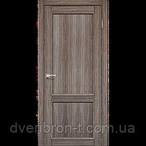 Двери Корфад Classico CL-03  орех, дуб грей, беленый дуб, фото 2