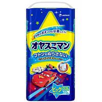 Moony подгузники – трусики ночные Big (13-28) кг, 22 шт. для мальчика (mp025)