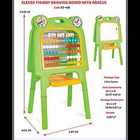 """Доска со счетами """"Blackboard With Abacus"""" код 03-406"""