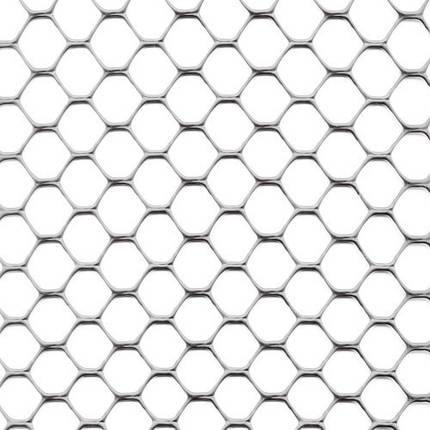 """Пластиковая сетка Tenax """"Эксагон"""" (ромбовидная) 1х30 м, фото 2"""