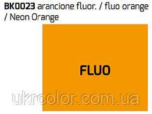 Термопленка Siser Brick Fluorescent Orange BK0023 ( цвет: флуоресцентный оранжевый, толщина 1000 микрон )