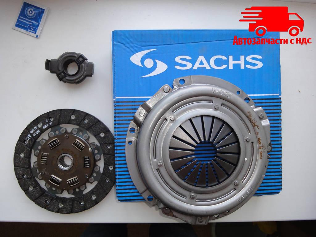 Сцепление ВАЗ 1117, 1118, 1119 (190 мм, 8-я корзина) (SACHS) комплект 3000 951 211 Цена с НДС