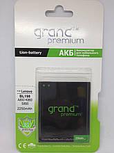 АКБ Grand Lenovo BL198 / A850 / K860 / S890