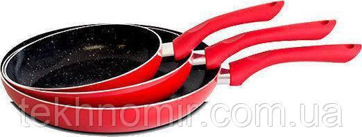 Набор сковородок Royalty Line RL-PM3 3pcs