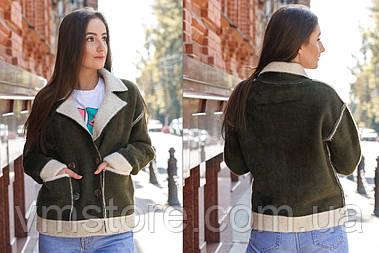 Пиджак женский теплый