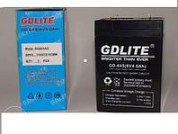 Аккумуляторная батарея для ламп аварийного освещения, фонарей, весов торговых и т.д