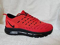 Мужские кроссовки Nike Air Max Lunar Launch Red