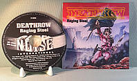 CD диск Deathrow - Raging Steel