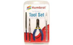 Набор инструментов для моделирования. HUMBROL AG9150