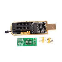 Программатор CH341A 24 25 FLASH 24 EEPROM конвертер из USB 2.0 в UART, EPP, I2C и SPI