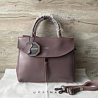 Женская кожаная сумка Celine Селин, фото 1