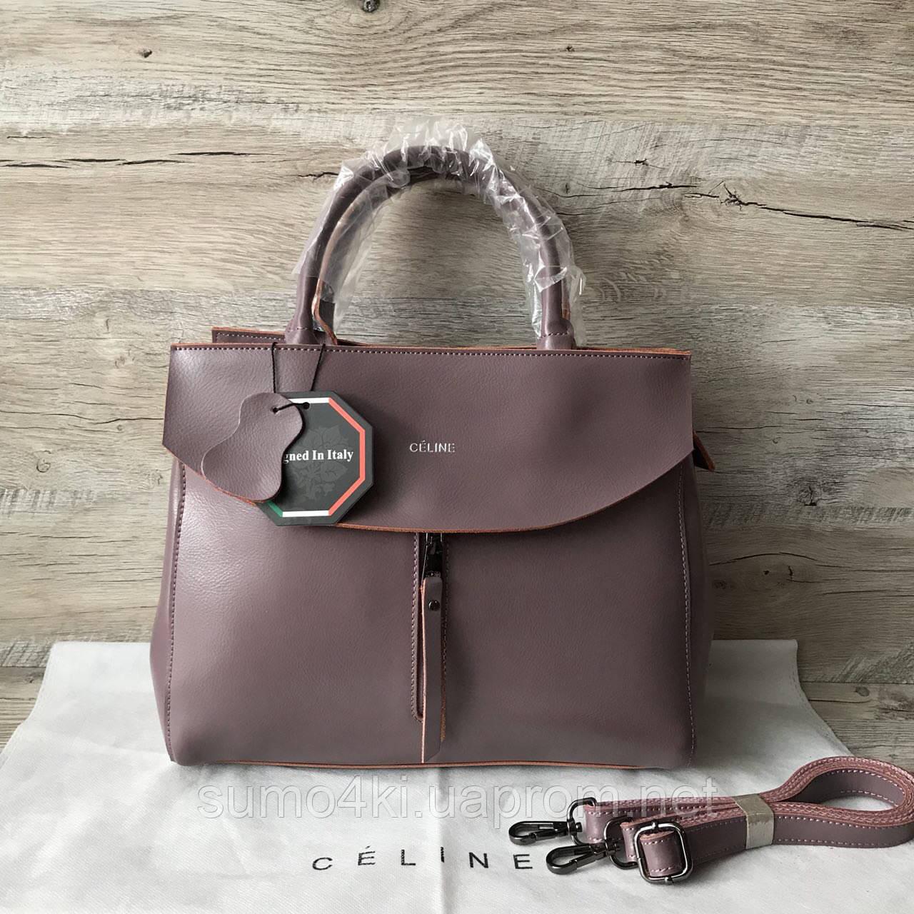 952f42cc552a Купить Женскую кожаную сумку Celine Селин оптом и в розницу в Одессе ...