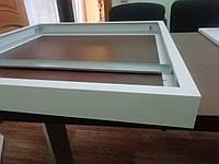 """Рамка  """"Clarus"""" для накладного монтажа LED панелей 600х600, фото 1"""